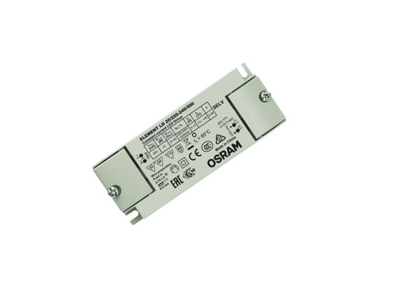 LED DRIVER 20W 500mA ELEMENT LD OSRAM CLASS II