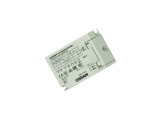 LED DRIVER 30W 700mA ELEMENT LD OSRAM CLASS II