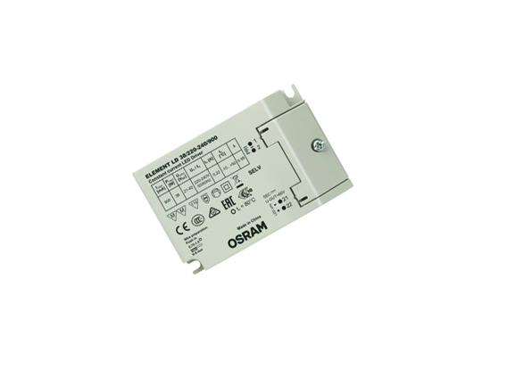 LED DRIVER 38W 900mA ELEMENT LD OSRAM CLASS II