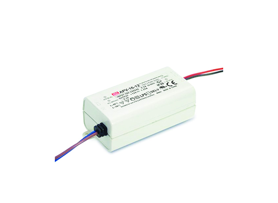 LED DRIVER 24Vdc 16W MEANWELL IP42