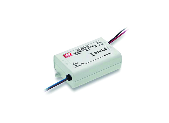 LED DRIVER 24Vdc 35W MEANWELL IP42